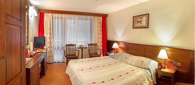 Yastrebets Hotel & Spa - SGL room